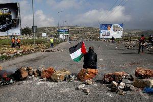 Palestinos išvadavimo organizacija: JAV ambasados Jeruzalėje atidarymas - provokacija