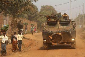 Centrinės Afrikos Respublikoje iš pasalos nušauti du JT taikdariai