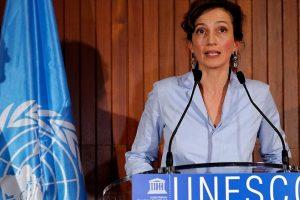 UNESCO vadovaus buvusi Prancūzijos kultūros ministrė A. Azoulay