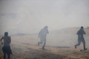 Iš Gazos Ruožo paleistos dvi raketos pataikė į Izraelio miestą