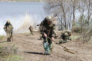 Ukrainos konflikte žuvo pirmas karys nuo Velykų paliaubų įsigaliojimo