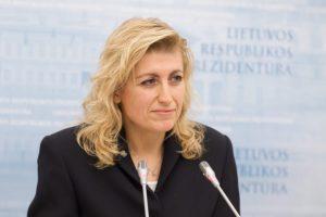 Ministrė: žinia apie iš kultūros atimamus 18  mln. eurų – dezinformacija