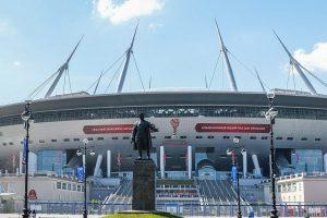 Kone auksinis Sankt Peterburgo stadionas laukia finalo: o kas po jo?