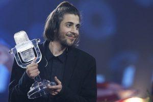 """S. Sobralis: pernai laimėjau ir """"Eurovizijos"""" konkursą, ir antrą galimybę gyventi"""