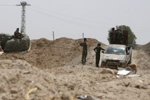 Rusija skelbia apie paliaubas Sirijoje