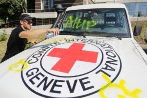 Raudonasis Kryžius atšaukia iš Jemeno daugiau kaip 70 darbuotojų
