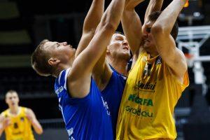 """BBL čempionate """"Šiauliai"""" įveikė """"Vytauto"""" krepšininkus"""