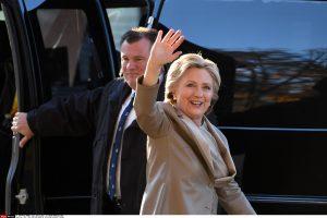 Nepaisant pralaimėjimo rinkimuose, H. Clinton pirmauja pagal rinkėjų balsus
