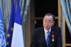 JT vadovas ragina Izraelį ir palestiniečius išsaugoti taikos viltį