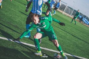 Futbolininkas G. Sirgėdas: turiu laiko ir noro atsitiesti