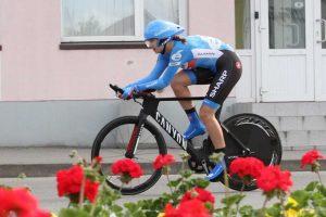 Šalies dviračių plento čempionate – E. Strainytės ir I. Konovalovo pergalės