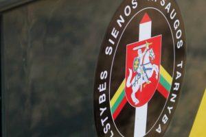 Baigiama statyti tvora palei Lietuvos ir Rusijos sieną