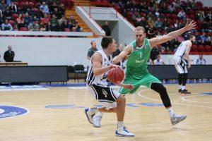 """A. Milaknio atstovaujama ekipa stipriai kirto """"Avtodor"""" krepšininkams"""