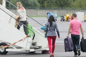 Kodėl būtina deklaruoti išvykimą ar atvykimą iš užsienio
