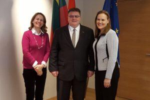 JAV centro ataskaitoje – Baltijos valstybių saugumo iššūkiai