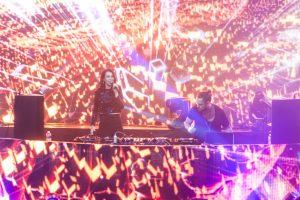 Kauniečius kaitino elektroninės muzikos dievai
