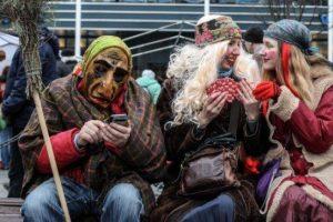 Parodoje – Užgavėnių kaukės, kurias galima dėvėti