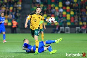 Pasaulio čempionato atranka: Lietuva nusileido Slovakijai