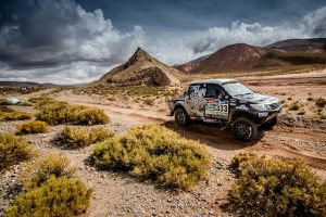 B. Vanagas Dakare šiemet pasiekė geriausią rezultatą