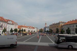 """Vilniuje vėl svarstomas """"pagalvės mokestis"""""""
