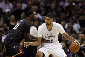 """""""Spurs"""" krepšininkai užsitikrino vietą atkrintamosiose varžybose"""