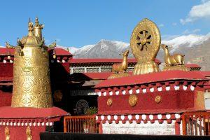 Kinijoje susidegino tibetietis