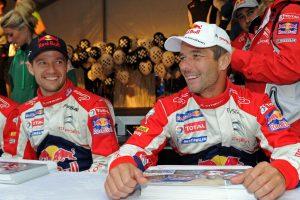Pasaulio autoralio pirmenybių lyderiu tapo S. Loebas