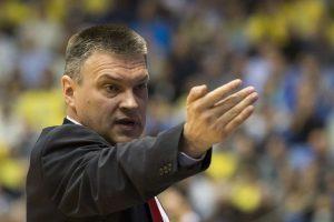 """""""Uniks"""" treneris: """"Žalgirio"""" jėga – P. Jankūnas ir B. Motumas"""