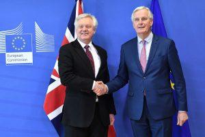 """Britanija ir ES pasiekė svarbų susitarimą dėl """"Brexit"""""""