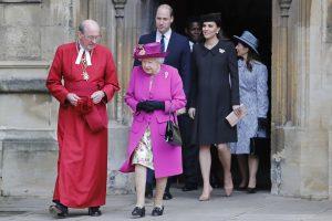 Į Velykų mišias princas Williamas vėlavo, princas Harry – turėjo kitų planų