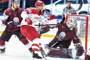 Latvija pateko į pasaulio ledo ritulio čempionato ketvirtfinalį!