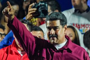 N. Maduro paskelbtas Venesuelos prezidento rinkimų nugalėtoju