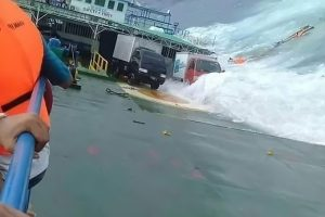 Indonezijoje nuskendus keltui žuvo mažiausiai 12 žmonių