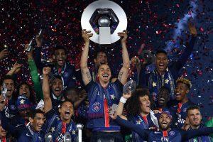Baigėsi Prancūzijos aukščiausiosios futbolo lygos pirmenybės