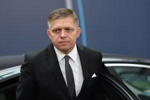 Pirmininkavimą ES perėmusi Slovakija: Europoje per daug Briuselio