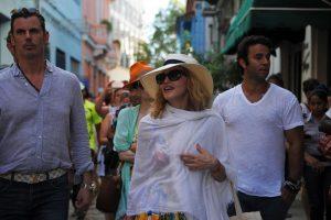 Madonna 58-ąjį gimtadienį atšventė su šokiais Kuboje