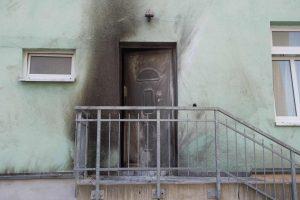 Dresdene nugriaudėjo du galingi sprogimai