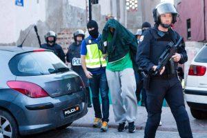 Ispanijoje, Belgijoje ir Vokietijoje sulaikyti penki džihadistai