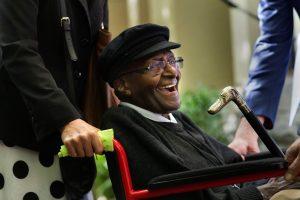 Nobelio taikos premijos laureatas gimtadienį šventė katedroje