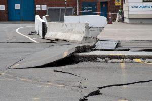 Naujojoje Zelandijoje per galingą žemės drebėjimą žuvo du žmonės