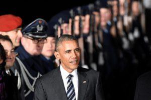 B. Obama atsisveikina su Berlynu: padėka A. Merkel ir nerimas dėl ateities