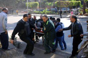 Egipto sostinėje nugriaudėjo sprogimas: žuvo šeši žmonės