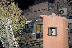 Damaską sudrebino sprogimas, pranešama apie aukas