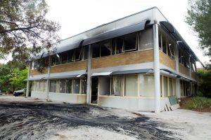 Australijoje prie krikščionių lobistų organizacijos būstinės sprogo furgonas