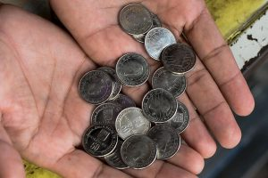 Venesuelą pasiekė naujos monetos, banknotų dar laukiama