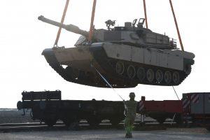 Rumunijos gynybą sustiprins 500 JAV karių