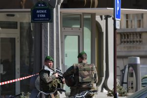 Išpuolį TVF biure Paryžiuje surengė graikų grupuotė?