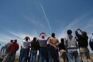 JAV sėkmingai atrėmė imituojamą balistinės raketos ataką