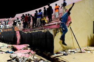 Senegale per futbolo rungtynes mirtinai sutrypti aštuoni žmonės