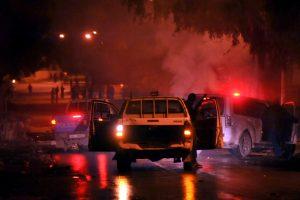 Per neramumus Tunise suimta 200 žmonių, daugybė sužeista